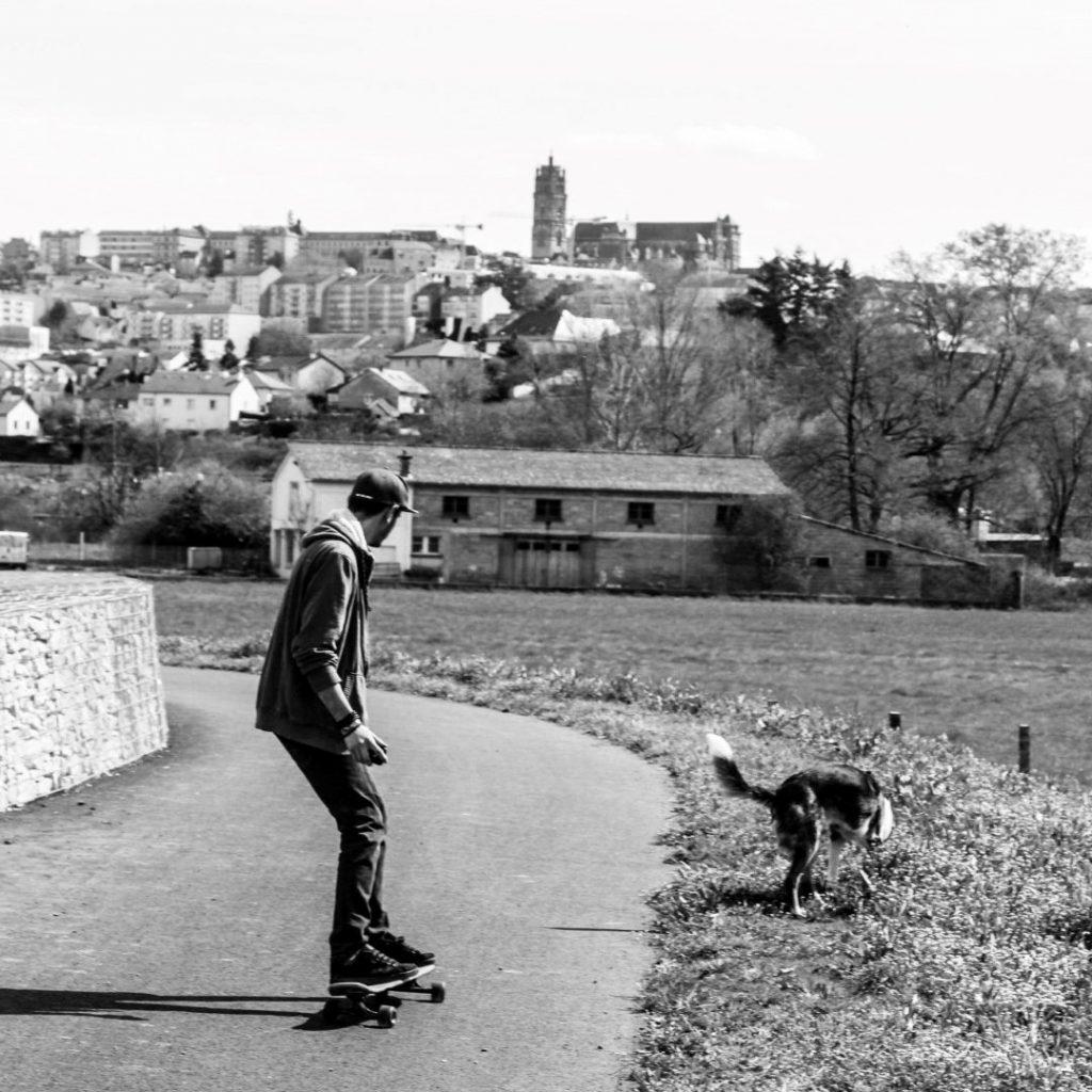 Skater à Rodez