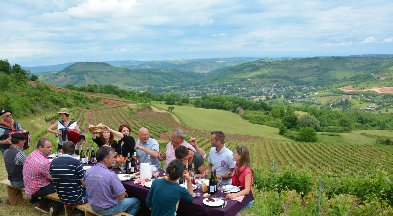 Casse croute des Vignerons - CC Conques Marcillac